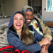 Nego do Borel viaja para Disney com modelo após premiação: 'Amor, vou te levar'