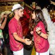 Caio Castro é namorada de Mariana D'Ávila, a quem surpreendeu ao antecipar festa de aniversário