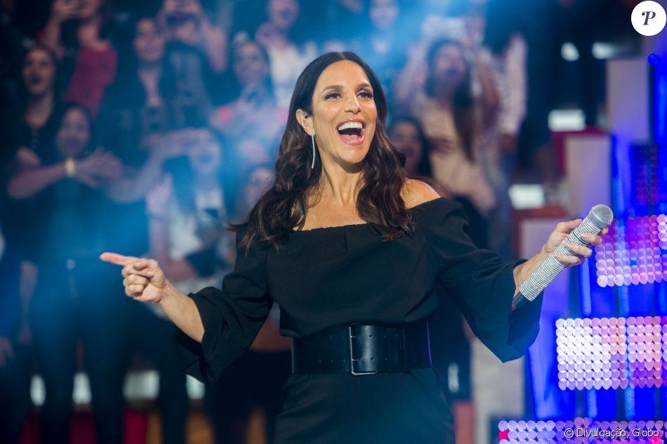 Ivete Sangalo cantará no Rock in Rio Lisboa após licença-maternidade de gêmeas, como indicou em comunicado nesta segunda-feira, dia 26 de fevereiro de 2018