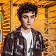 Gabriel Contente será Felipe Kavaco na novela 'Malhação: Vidas Brasileiras', que estreia dia 07 de março