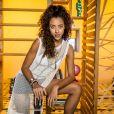 Yara Charry será Jade Poitier na novela 'Malhação: Vidas Brasileiras', que estreia dia 07 de março