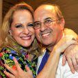 Lucinha Lins: 'Um casal mais velho pode, sim, ter uma vida sexual ativa'