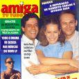 Nos anos 80, Lucinha Lins estampava várias capas de revistas