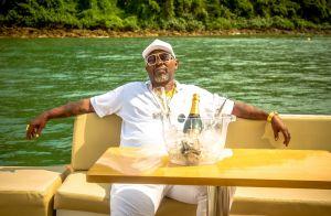 Mr. Catra, tratando câncer, segue dieta regrada: 'Queijo branco e pão integral'