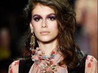 Filha Cindy Crawford, Kaia Gerber estreia em campanha da Chanel aos 16 anos