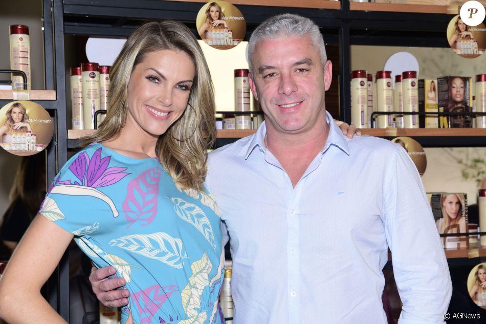 Alexandre Correa, marido de Ana Hickmann, organizou a festa de aniversário  da apresentadora 1c9fbd0972
