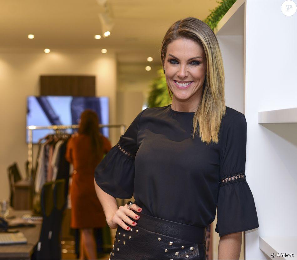 Ana Hickmann ganhou festa surpresa do marido, Alexandre Correa, para  comemorar os 37 anos 91499a91ba
