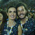 'Vem logo', pediu Túlio Gadêlha para Fátima Bernardes em foto com declaração pelos 4 meses de namoro
