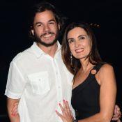 Túlio Gadêlha comemora 4 meses de namoro com Fátima Bernardes: 'Cumplicidade'