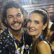 Fátima Bernardes lembra começo de namoro com Túlio Gadêlha: 'Amor crescente'