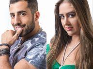 'BBB18': Kaysar beija Patrícia em festa e sister brinca. 'Agora tem que casar'