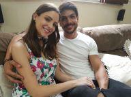 Ex-BBB Lucas reencontra noiva, mas não confirma reconciliação: 'Conversa rápida'
