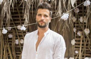 Bruno Gagliasso reclama de falta de luz em casa: 'Se queimar algo mando a conta'