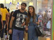 Patricia Poeta passeia em shopping com médico apontado como namorado. Fotos!