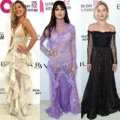 Sasha, Thaila Ayala e mais brasileiras usam transparência em festa pós-Oscar