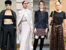 Semana de Moda de Paris 2018: veja looks dos famosos que passaram pelo evento
