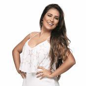 Simone, irmã de Simaria, aparece mais magra em foto e ganha elogios: 'Lindona'