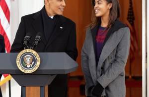 Malia Obama, filha de Barack Obama, vira assistente de Steven Spielberg