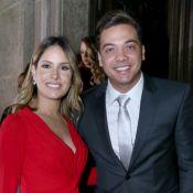 Wesley Safadão fala da gravidez da mulher em casamento de Matheus:'Quero muitos'