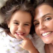 Deborah Secco celebra transformações após ser mãe: 'Deixei de ser egoísta'.Vídeo