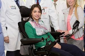 Lais Souza deixa hospital, mas continua com tratamento em Miami, nos EUA
