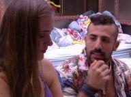 'BBB18': Patrícia chora por ciúme de Kaysar com Anavitória. 'Me senti trocada'