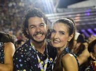 Fátima Bernardes e o namorado, Túlio Gadêlha, curtem viagem a Porto de Galinhas