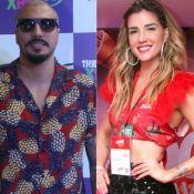 Fernando Medeiros comenta foto de Aline Gotschalg e fãs elogiam: 'Maturidade'