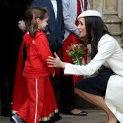 Meghan Markle vai a seu primeiro evento real com a Rainha Elizabeth II. Fotos!