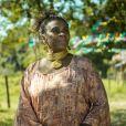 Mãe do Quilombo cuida de Mariano (Juliano Cazarré) com remédios naturais na reta final da novela 'O Outro Lado do Paraíso'. Quem adianta é o colunista Daniel Castro, nesta terça-feira, 13 de março de 2018