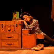 Atriz francesa, Claire Nativel declara amor ao Brasil em musical: 'Emocionante'