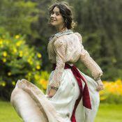 Nathalia Dill exalta feminismo de Elisabeta em novela: 'Não abaixa a cabeça'