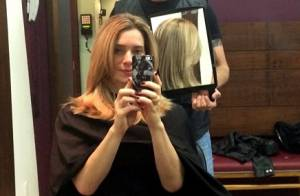 Leticia Spiller escurece o cabelo para 'Boogie Oogie', próxima novela das seis