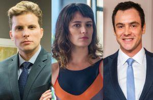 'O Outro Lado do Paraíso': Patrick lamenta namoro de Clara e Gael. 'Perdi'