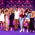 Sasha Meneghel e as demais influencers embaixadoras da marca se divertem em foto
