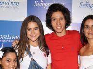 Maisa Silva curte show de Katy Perry ao lado do namorado, Nicholas Arashiro