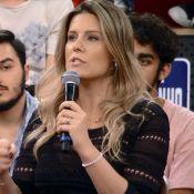 Daiana Garbin assume que mentiu para Serginho Groisman: 'Vergonha do corpo'