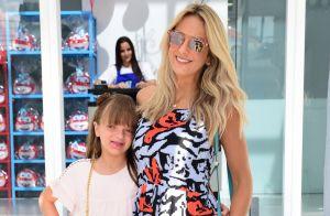 Ticiane Pinheiro revela gosto musical da filha, Rafaella Justus: 'Sofrência'