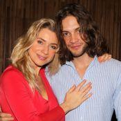 Letícia Spiller festeja aniversário de namoro com músico Pablo Vares: '2 anos'