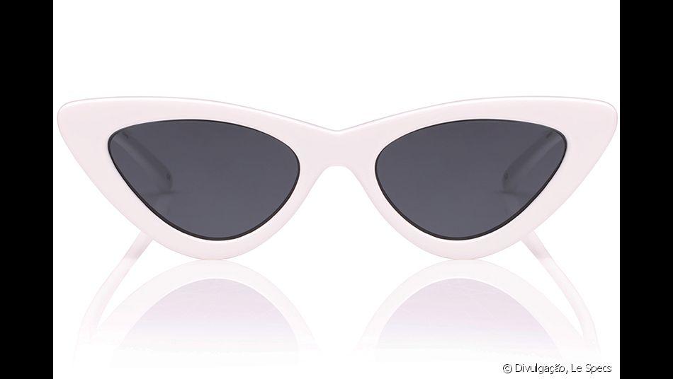 7b2633126 Óculos 'olhos de gato' usado por Bruna Marquezine pode ser encontrado por  R$ 420 no site da marca