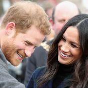 Harry e Meghan Markle definem bolo de casamento: 'Limão com flores frescas'