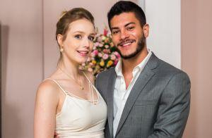 'O Outro Lado do Paraíso': Melissa e Diego transam após casamento. 'Eu te amo'