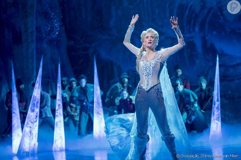 Elsa empoderada! Disney surpreende com princesa de calça na Broadway