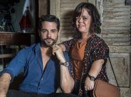 'O Outro Lado do Paraíso': Estela admite medo de sexo após casamento com Amaro