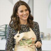 Kate Middleton prepara pizza com filhos, George e Charlotte: 'Bagunçam as mãos'