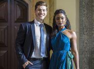 'O Outro Lado do Paraíso': Bruno e Raquel reatam romance. 'Diz que quer casar'