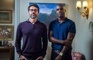 'O Outro Lado do Paraíso': Samuel fica com Cido e oferece Suzy ao médico Helder