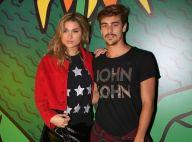 Sasha Meneghel  vai ao Lollapalooza acompanhada do namorado, Bruno Montaleone