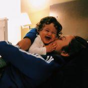 Yanna Lavigne comemora 10 meses da filha, Madalena: 'Eu renasci'