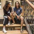 Jade (Yara Charry) arma para que a apresentação de Tito (Tom Karabachian) seja uma fracasso com o intuito de que ele e Flora (Jeniffer Oliveira) se desentendam na novela 'Malhação: Vidas Brasileiras'